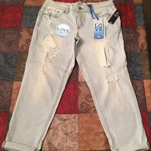 YMI Girlfriend Jeans Size 7